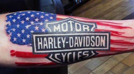 HARDCORE: See the 10 Coolest Tattoo Ideas for Bikers