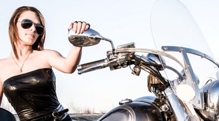 The 10 Best Biker Babes to Follow on Instagram