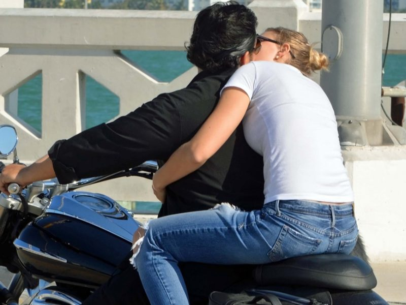 Hot Asphalt! Check Out The Top 10 Reasons to Date a Biker